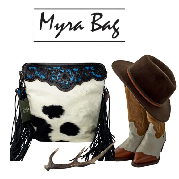 Myra Bag Bags Myra Bag Cowboy Handtooled Bagblack Panther Poshmark At myra, we provide a wide range of canvas, leather & hair on products. poshmark
